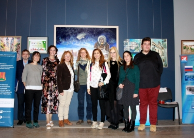 Международный культурно-просветительский проект «Под небом Италии»